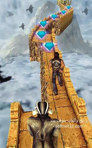 تحميل لعبة Temple Jungle Run تمبل رن الهروب من المعبد