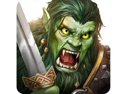 تحميل العاب اكشن للموبايل اسطورة الابطال Legendary Heroes