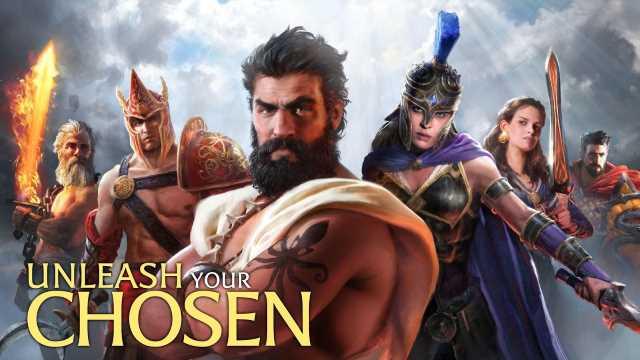 تحميل افضل العاب قتال للاندرويد لعبة اوليمبوس Olympus Rising