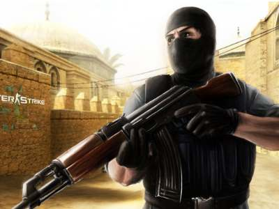 لعبة counter strike source بحجم صغير