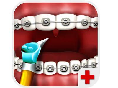 لعبة دكتور الاسنان حقيقية للكبار