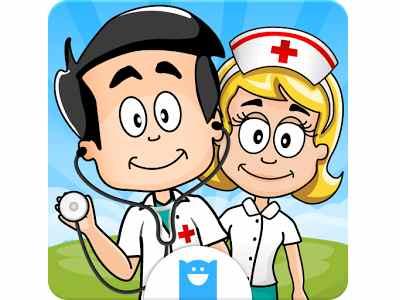 تحميل العاب الجراحة والتجميل للاندرويد - لعبة طبيب الاطفال Doctor Kids