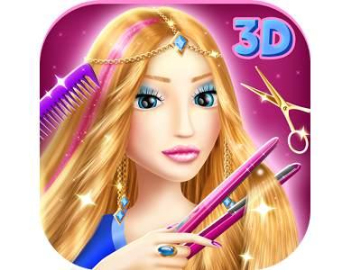 bbc9d8080 تحميل العاب بنات تلبيس للاندرويد Hair Salon Games | العاب سوفت نت