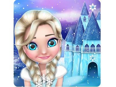 تحميل العاب ديكور المنزل للكمبيوتر والاندرويد Ice Princess Doll House