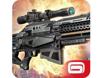 تحميل افضل لعبة اكشن تصويب واطلاق نار للاندرويد Sniper Fury