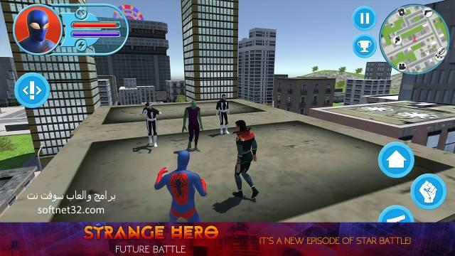 تحميل لعبة سبايدر مان الاصلية مجانا للاندرويد والايفون Spider Man | العاب  سوفت نت