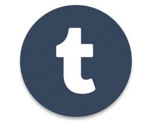تحميل برنامج تمبلر Tumblr على الايفون
