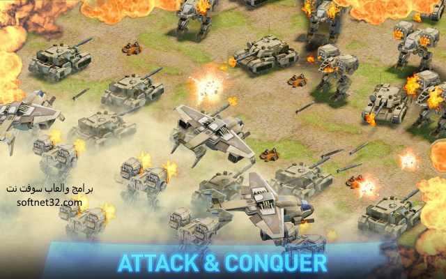 تحميل العاب اكشن حربية للاندرويد - لعبة War of Nations