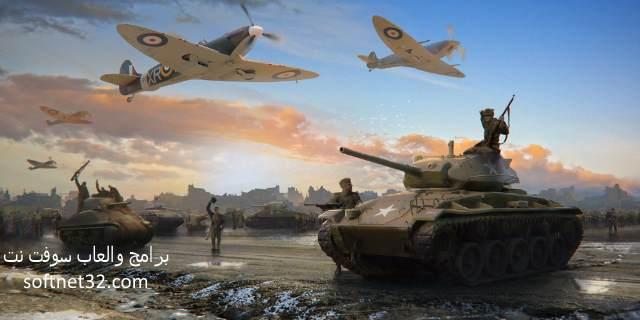 تحميل لعبة نداء الحرب للاندرويد والايفون كاملة World at War