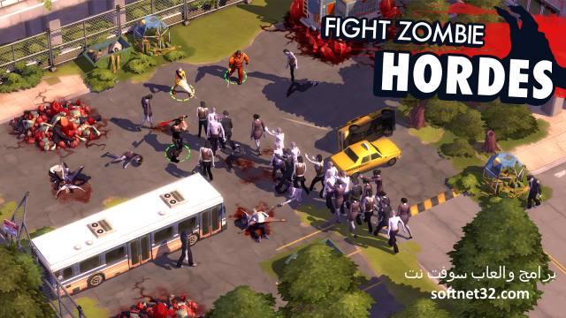 تحميل لعبة حرب قتال الزومبي الموتى الاحياء Zombie Anarchy
