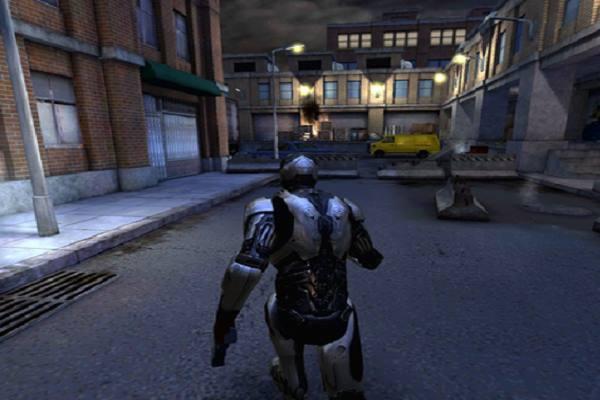 لعبة روبو كوب الشرطي الالي للاندرويد مجانا