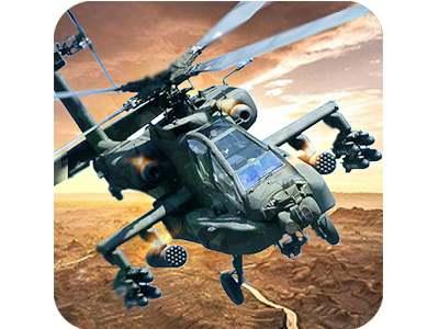 تحميل لعبة طائرات الهليكوبتر الحربية كاملة Gunship Strike