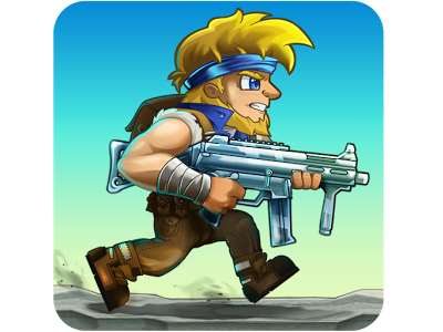 تحميل لعبة حرب الخليج للكمبيوتر والاندرويد برابط واحد Metal Soldiers