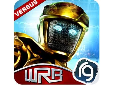 تحميل العاب قتال للاندرويد لعبة ريل ستيل بوكسينغ Robot Boxing