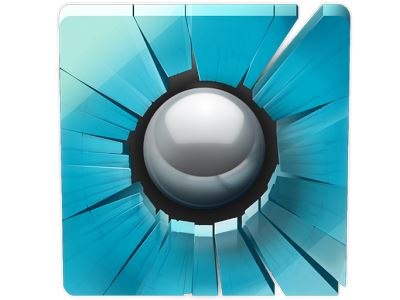 تحميل افضل ألعاب اندرويد مجانية تحطيم الزجاج بالكرات Smash Hit