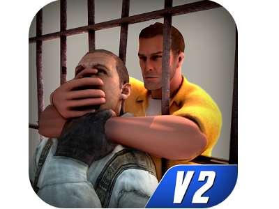 تحميل لعبة الهروب من السجن للكمبيوتر والموبايل Prison Escape v2