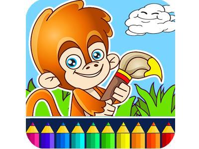 تحميل العاب تلوين دورا وموزو للاطفال مجانا كامله Dora Coloring
