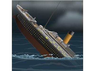 العاب موبايل للتحميل المباشر - الهروب من سفينة التايتنك Escape Titanic