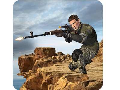 تحميل لعبة حرب اطلاق النار مجانا Mountain Sniper War
