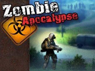 تحميل لعبة بلاك اوبس زومبي للكمبيوتر Zombie Apocalypse
