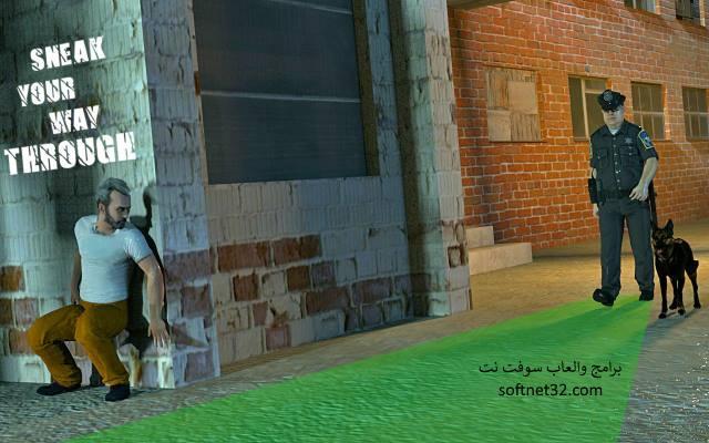 تحميل لعبة الهروب من السجن للاندرويد برابط مباشر Prison Escape