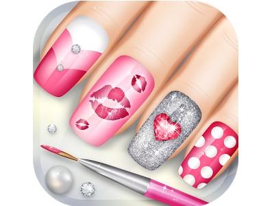 تحميل العاب صالون طلاء الاظافر و تلبيس ومكياج Fashion Nails