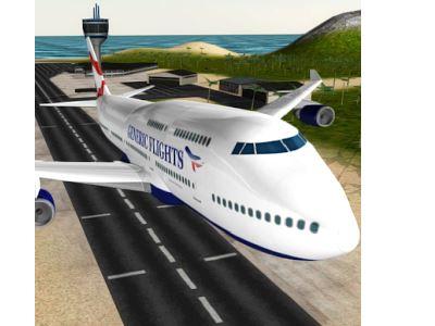 تحميل لعبة قيادة الطائرة من الداخل 3d