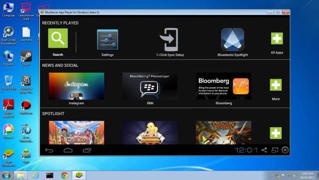 تحميل برنامج محاكي يشغل برامج الأندرويد على الكمبيوتر Nox Player