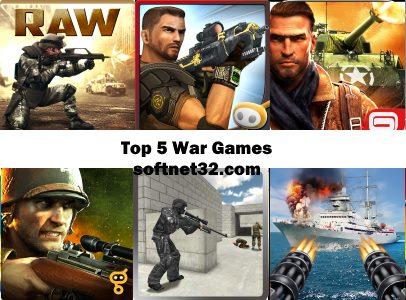 تحميل افضل 5 العاب حربية استراتيجية للكمبيوتر والموبايل War Games