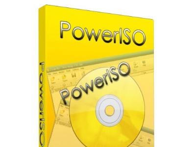 تحميل أفضل برنامج نسخ الملفات على الاسطوانة مجانا PowerISO 2018