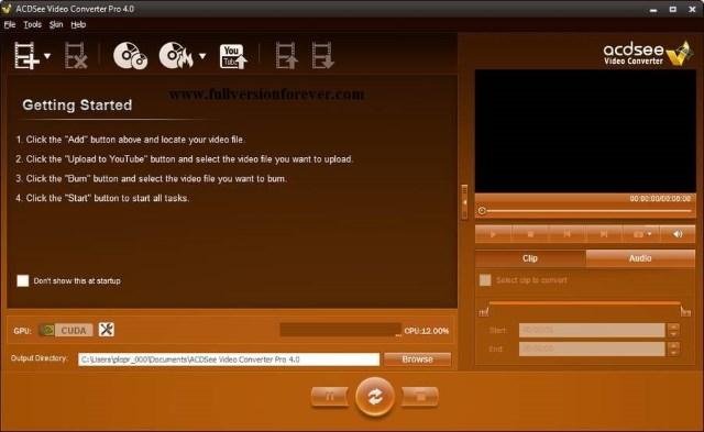 تحميل برنامج محول جميع صيغ مقاطع الصوت والفيديو Video Converter