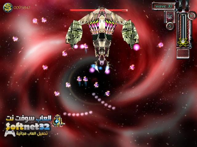 لعبة حرب سفن الفضاء