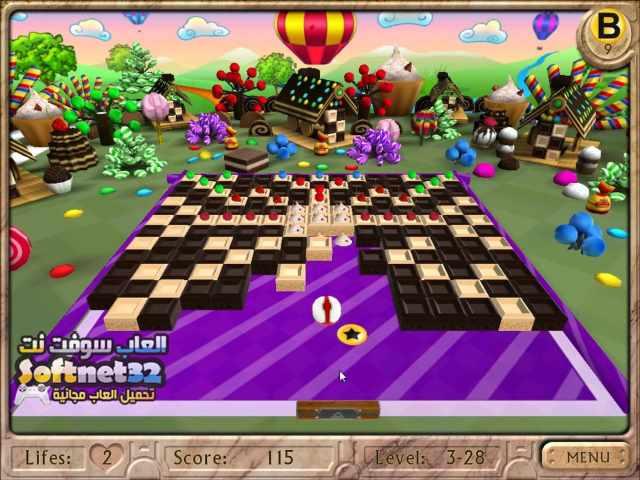 تحميل لعبه الكرات الملونة مجانا للكمبيوتر BallBuster Collection