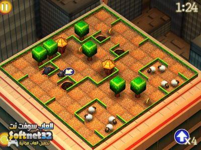 تحميل ألعاب كاملة برابط مباشر للكمبيوتر والاندرويد Running Sheep