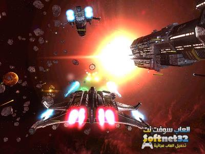 تحميل لعبة حرب السفن الفضائية مجانا للكمبيوتر Alien Outbreak