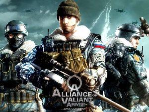 تحميل لعبة حرب المرتزقة و حرب الشوارع للكمبيوتر Valiant Arms مجانا