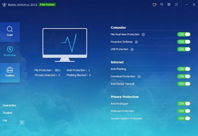 افضل برنامج حماية من الفيروسات للكمبيوتر
