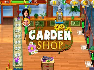تحميل افضل العاب للكمبيوتر خفيفة مجانا 2018 Garden Shop