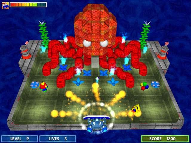 تحميل العاب خفيفة جدا للكمبيوتر مجانا Strike Ball 2