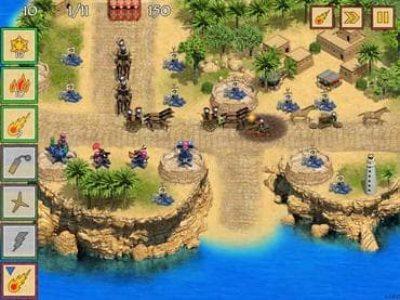 تحميل ألعاب اكشن خفيفة الحجم مجانا للكمبيوتر Defense of Egypt