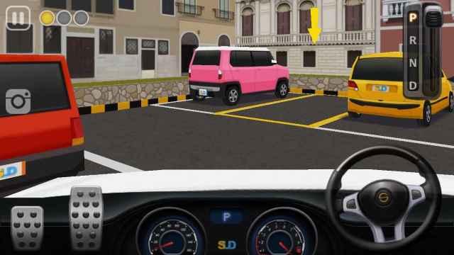 تنزيل ركن السيارات ثلاثية الابعاد علي الاندرويد