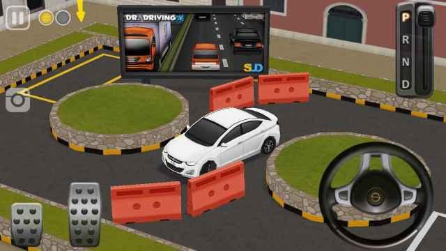 تحميل لعبة قيادة وركن السيارات الحقيقية