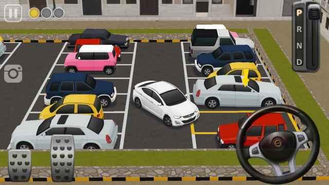 تحميل لعبة القيادة وركن السيارات