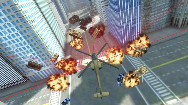 تحميل لعبة حرب الطائرات الهليكوبتر برابط واحد