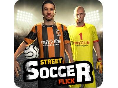 تحميل افضل لعبة كرة قدم مجانا للموبايل 2018 Street Soccer