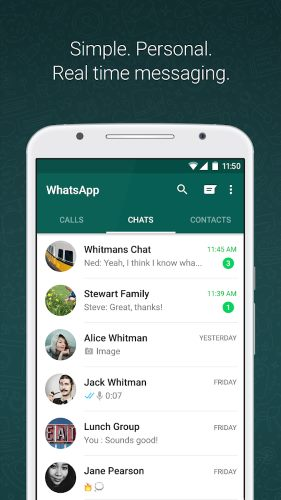 تحميل برنامج واتس اب اخر تحديث للمكالمات 2018 WhatsApp