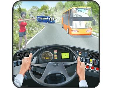 تحميل لعبة قيادة الباص الحقيقي من الداخل مجانا Bus Simulator
