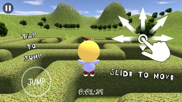 تحميل ألعاب ذكاء مجانا برابط مباشر للأندرويد 2018 Labyrinth