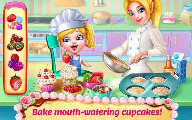 تحميل العاب بنات طبخ وتلبيس