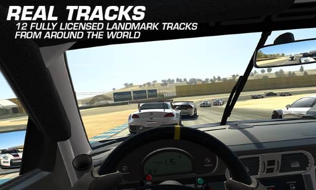 تحميل لعبه سباق السيارات الحقيقية مجانا 2018 Real Racing
